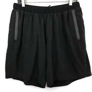 Lululemon Shorts Liner Brief Drawstring Athletic